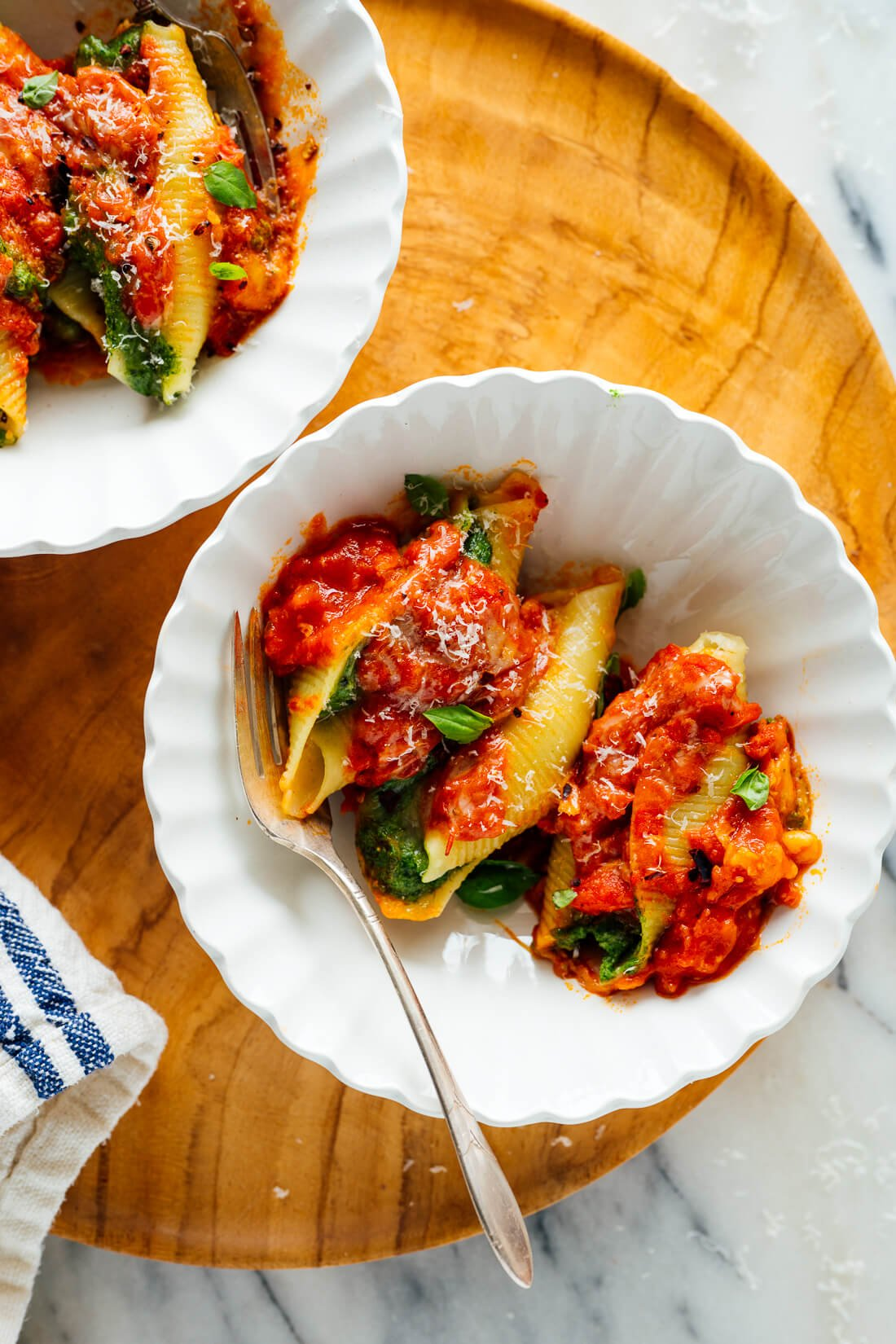 best stuffed shells recipe