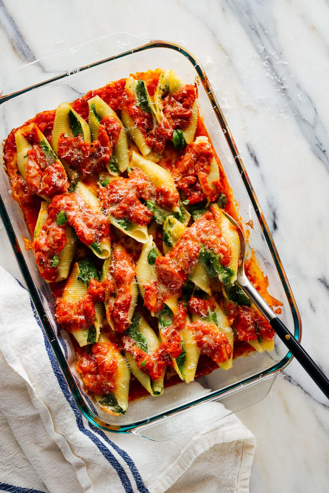 classic stuffed shells recipe