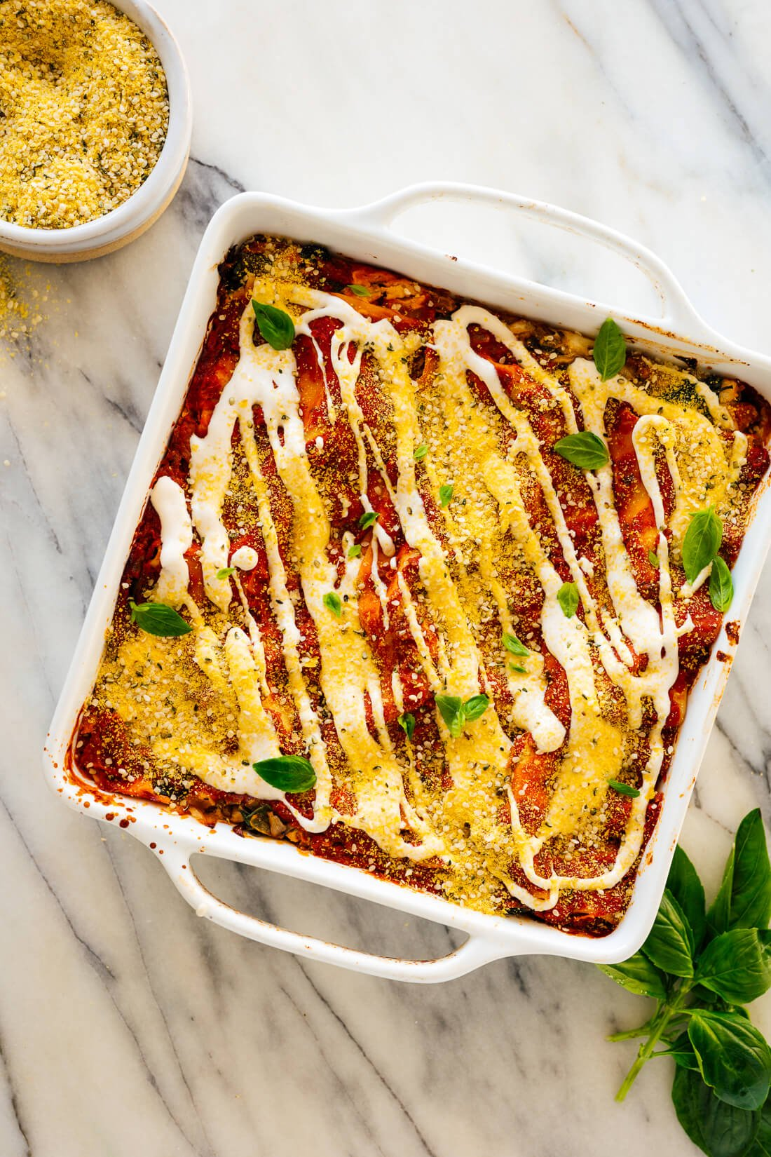 vegan lasagna recipe