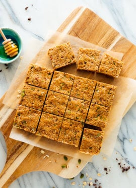 best granola bars recipe