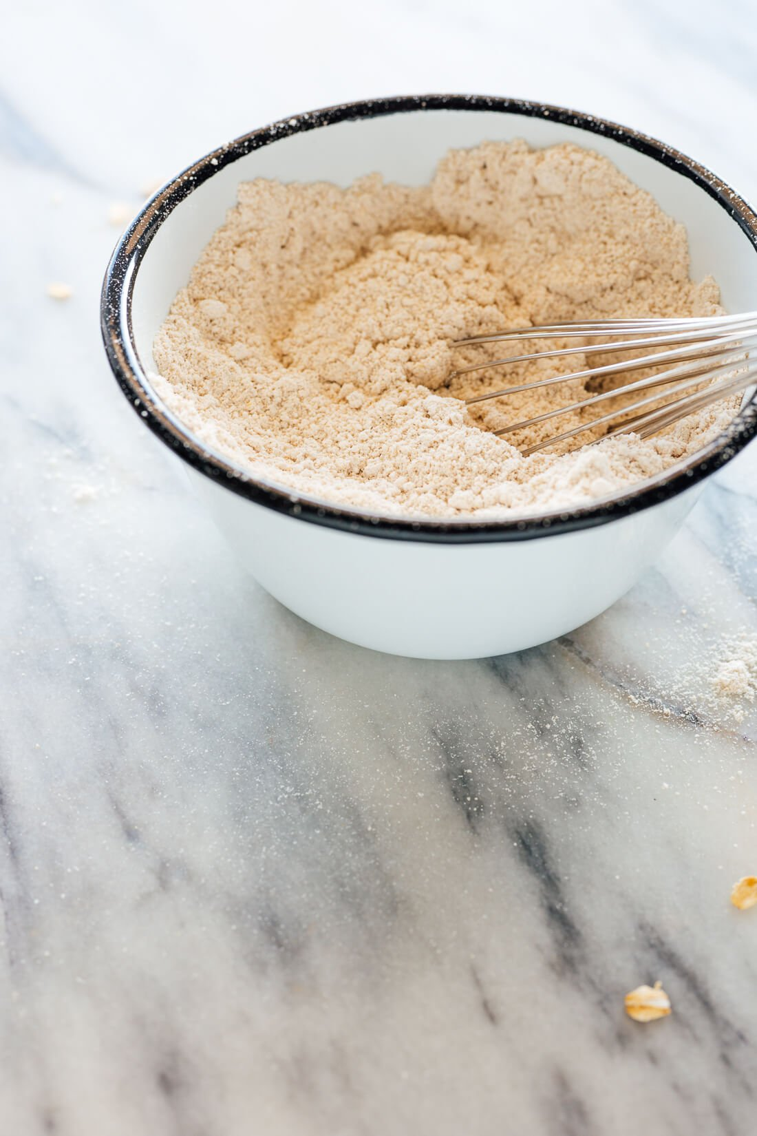oat flour recipe