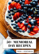 50+ Fresh Memorial Day Recipes