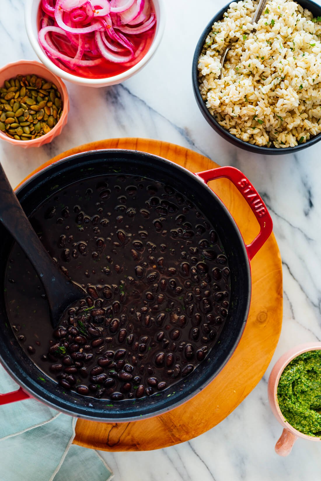 best black beans recipe