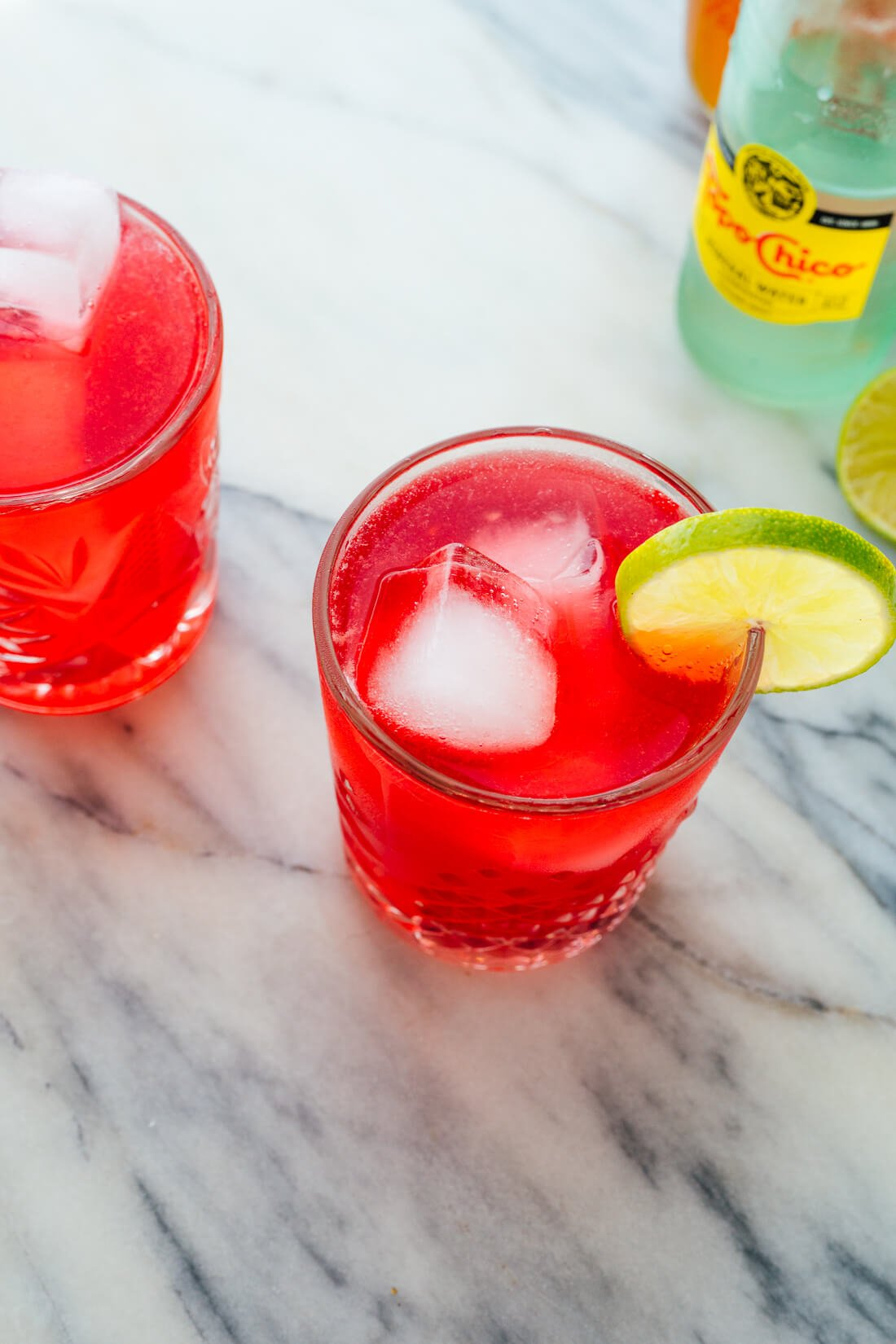 easy non-alcoholic cocktail recipe