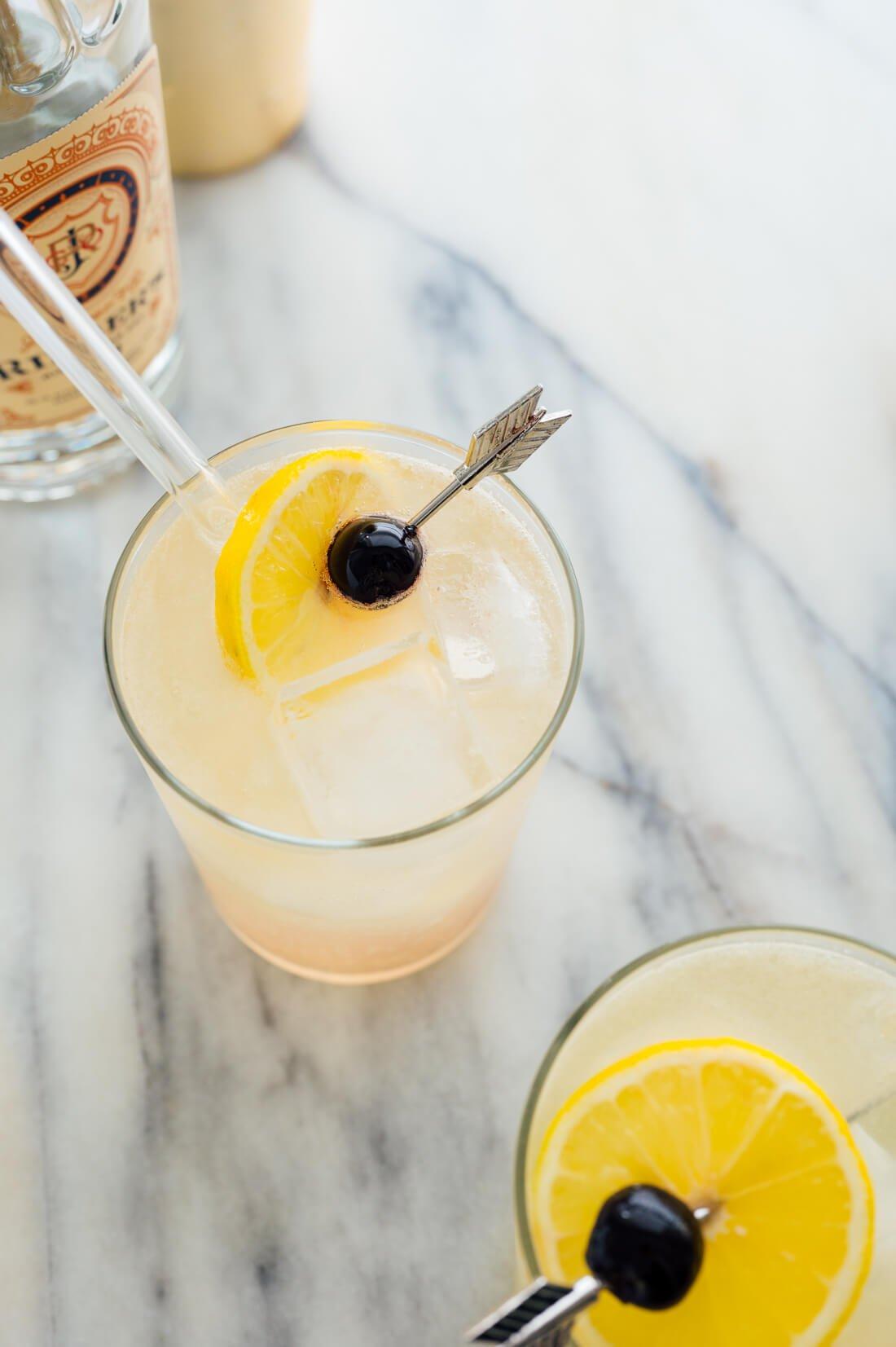 best tom collins cocktail