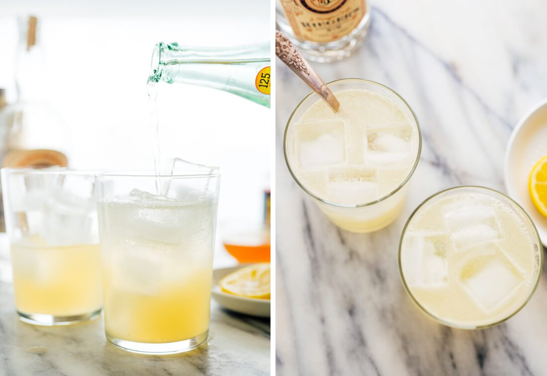 how to make tom collins cocktails