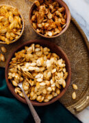 Perfect Roasted Pumpkin Seeds