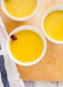 Creamy Golden Milk (Hot or Iced)