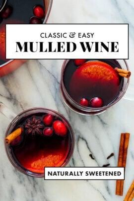 mulled wine for pinterest