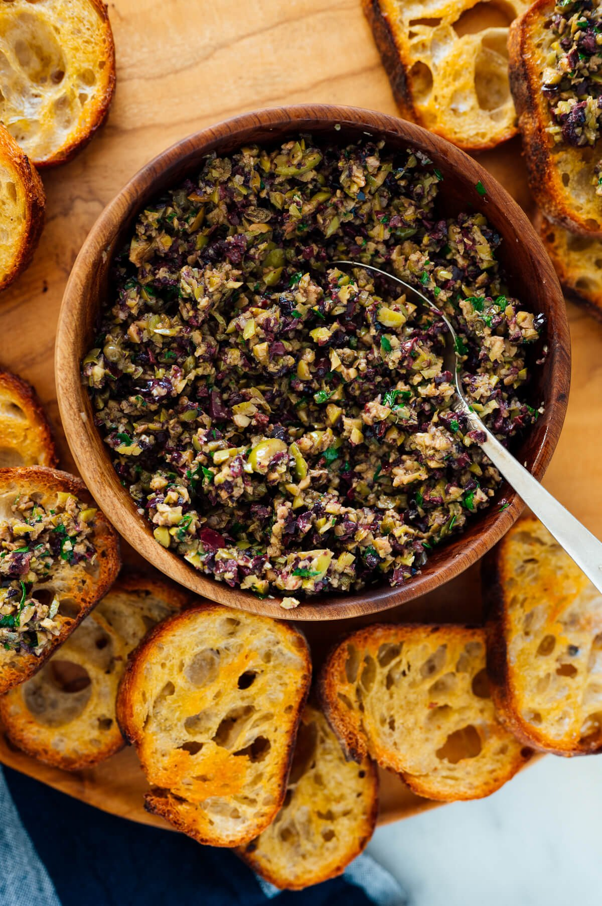 easy tapenade recipe