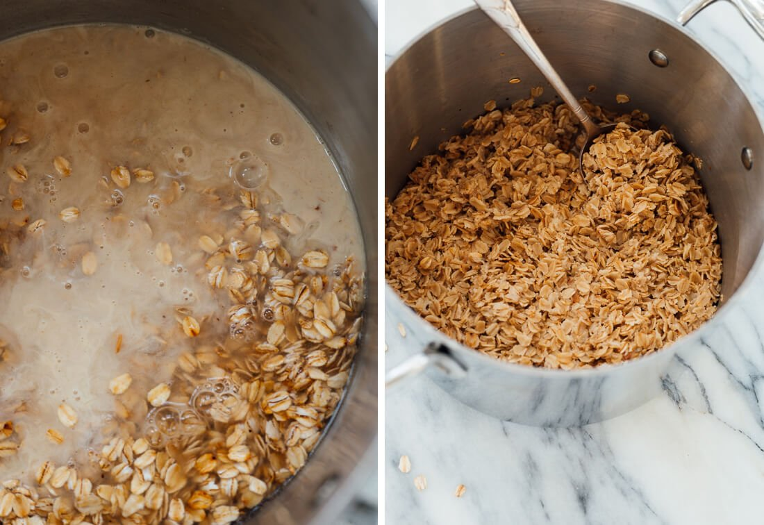 how to make oatmeal
