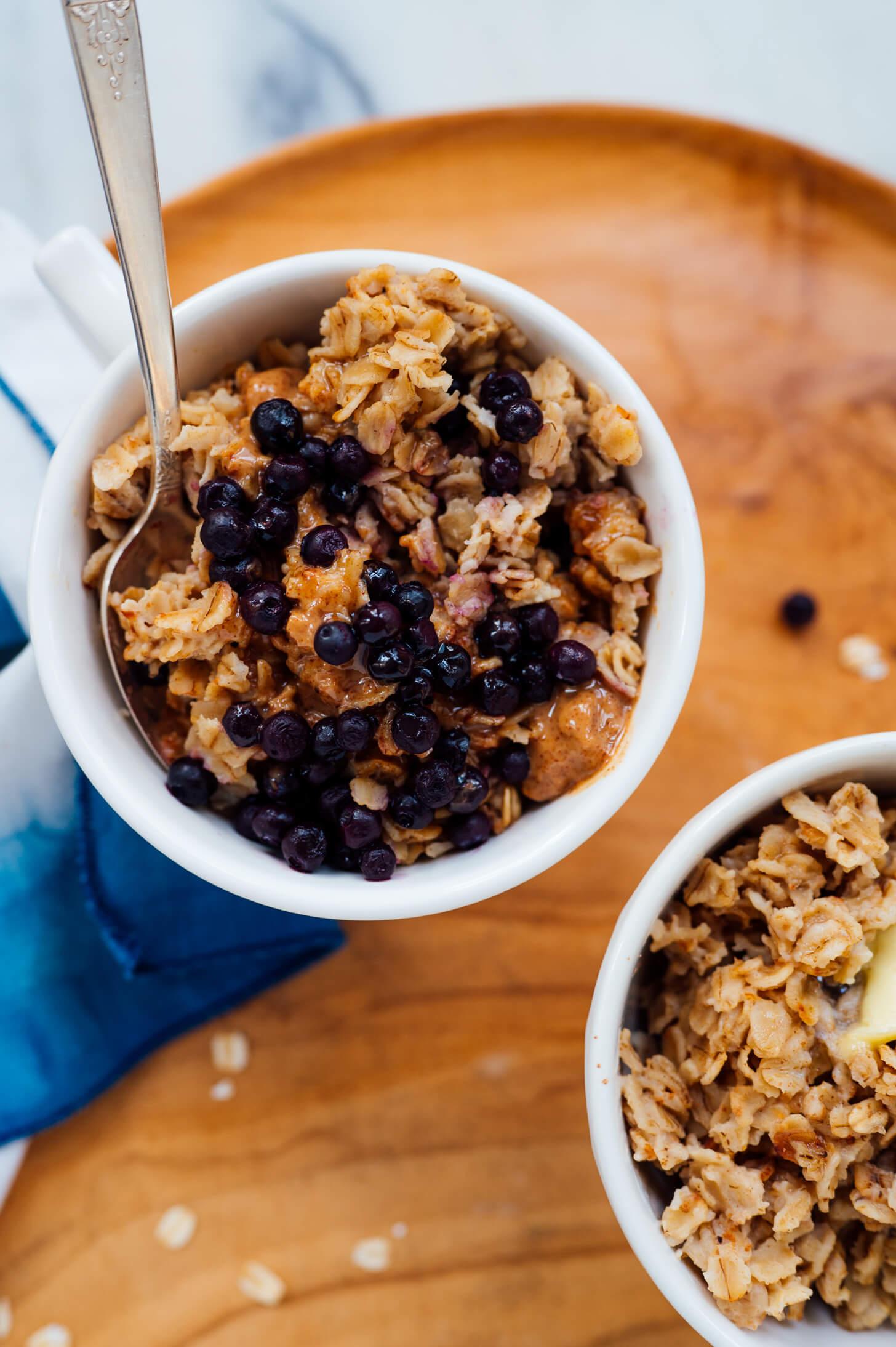 homemade oatmeal recipe