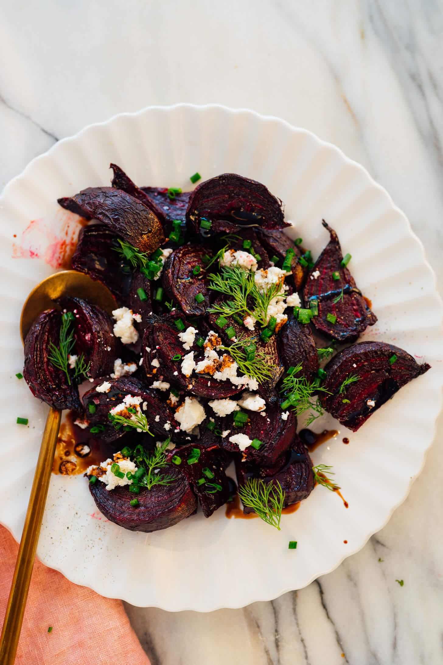 perfect roasted beets recipe