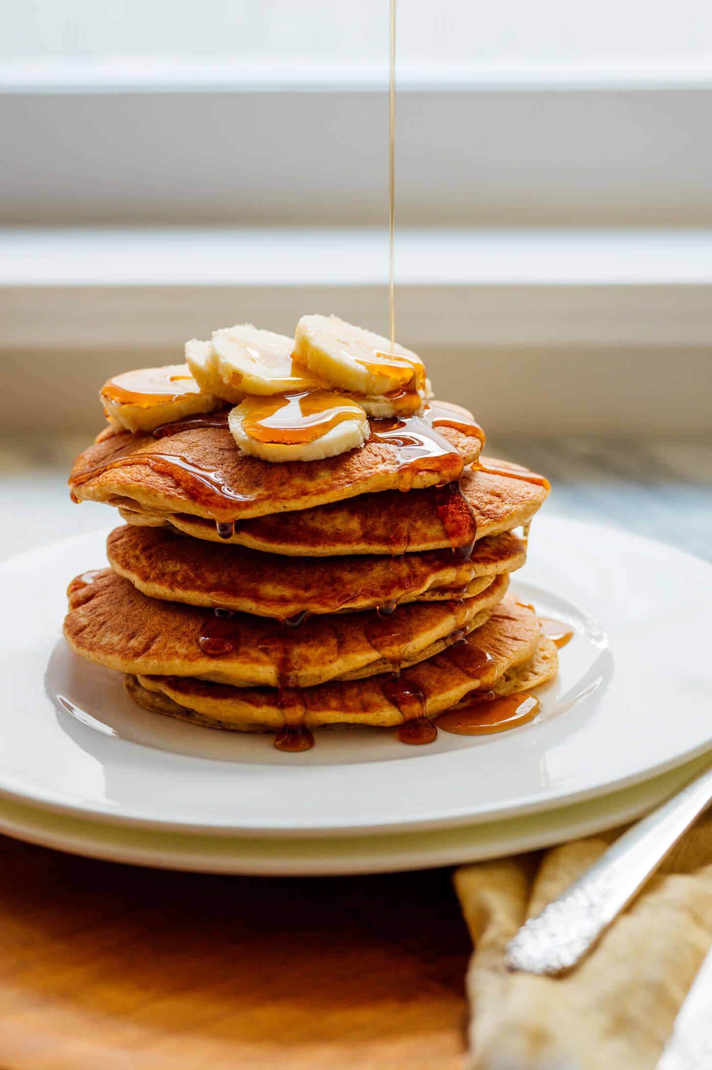 blender pancakes recipe