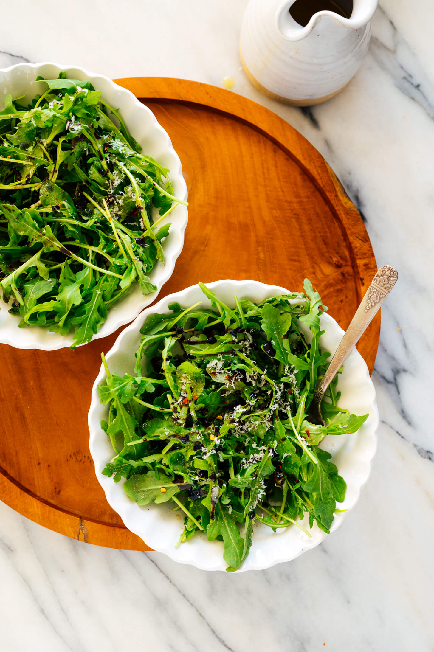 simple arugula salad recipe