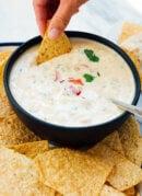 mexican queso dip recipe