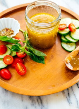Greek dressing recipe